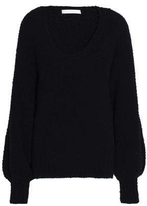 Zimmermann Bouclé Wool-Blend Sweater