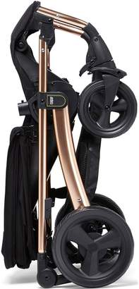 Mamas and Papas Sola2 Rose Gold 5-Piece Bundle (Pushchair, Carry Cot, Car Seat, Adaptor and Cupholder)