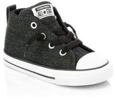 Converse Baby's Chuck Taylor All Star High-Top Cotton Sneakers