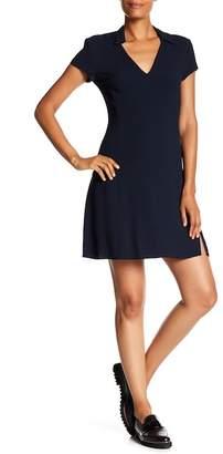 Theory Rosina Easy Day Crepe Dress