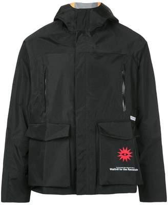 Undercover Revolution hooded jacket