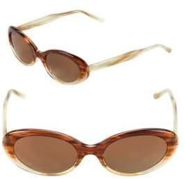 Vera Wang 51MM Butterfly Sunglasses