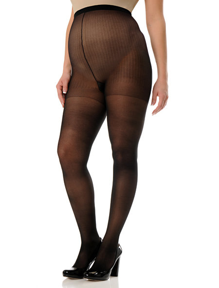 Plus size maternity pantyhose