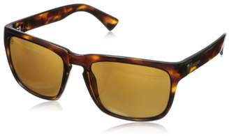 Electric Visual Knoxville Gloss Tortoise/OHM+Polarized Bronze Sunglasses