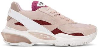 Valentino Pink Garavani Bounce Sneakers