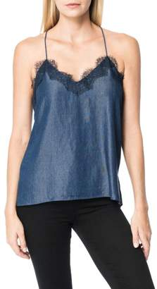 CAMI NYC The Racer Chambray