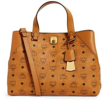 MCM Leather Essential Tote Bag
