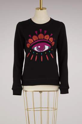 Kenzo Christmas Eye sweatshirt