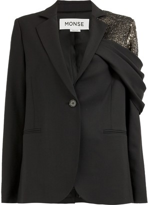 Monse Shedding blazer