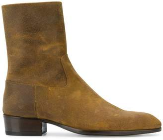 Barbanera side zip boots