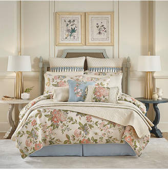 Croscill Carlotta 4-Piece King Comforter Set Bedding