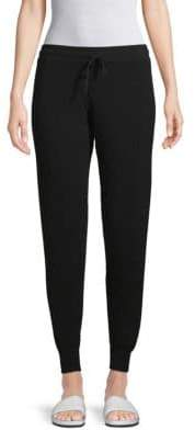 Saks Fifth Avenue Cashmere Tapered Joggers