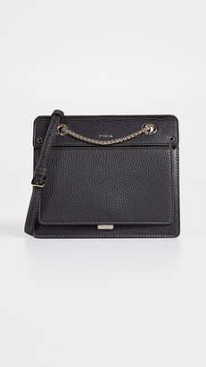 Furla Like Mini Crossbody Bag with Chain