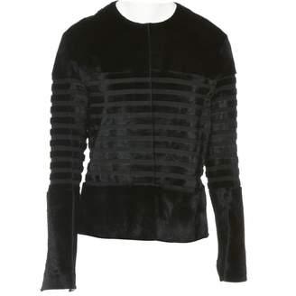 Jean Paul Gaultier Black Leather Jackets