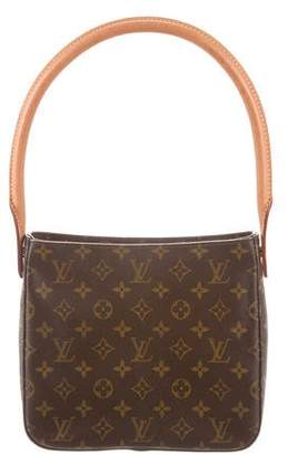 Pre Owned At Therealreal Louis Vuitton Monogram Looping Mm