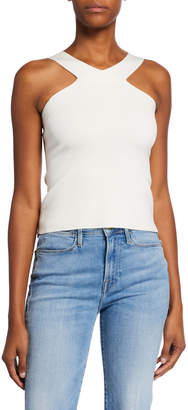 48ce756677841 Ramy Brook White Women s Sleeveless Tops - ShopStyle