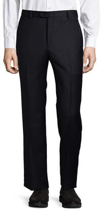 Hickey Freeman Dark Wool Dress Pants