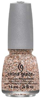 China Glaze On The Horizon - Feathered Finish - Light As A Feather