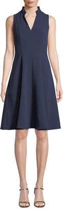 Black Halo Antoinette Sleeveless Dress w/ Pockets