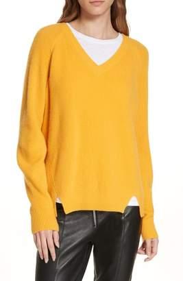 Cinq à Sept Neely Cashmere Sweater