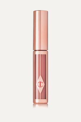 Charlotte Tilbury Hollywood Lips Matte Contour Liquid Lipstick – Platinum Blonde - Pink