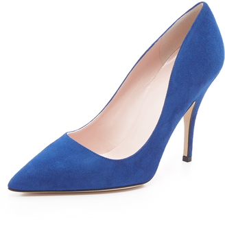 Kate Spade New York Licorice Pumps $298 thestylecure.com