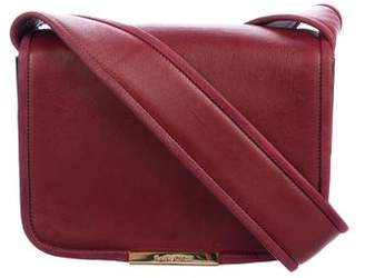 See by Chloe Flap Front Leather Bag