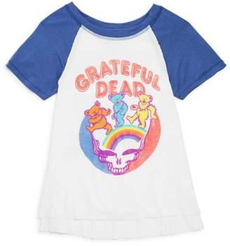 Junk Food Clothing Girls' Grateful Dead Tee - Big Kid