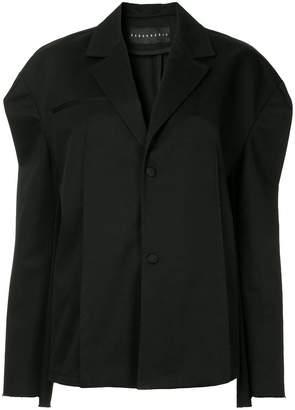 Nino Babukhadia oversized pleated jacket