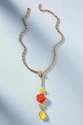 Elizabeth Cole Lasher Y-Necklace
