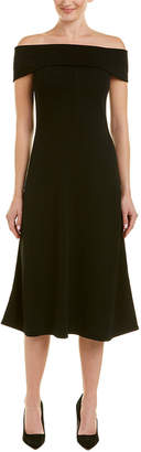 Lafayette 148 New York Off-The-Shoulder Sweaterdress