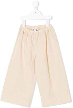 Il Gufo wide-leg trousers