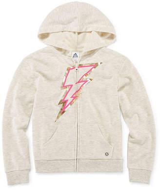 Xersion Long-Sleeve Zip Hoodie - Girls 7-20 and Plus