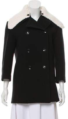 Altuzarra Double-Breasted Wool Coat w/ Tags