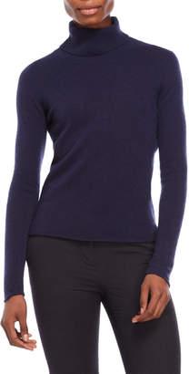 Kier & J Petite Cashmere Turtleneck Sweater