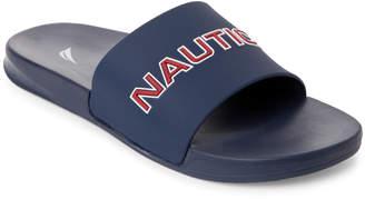 Nautica Navy Stono 1 Slide Sandals