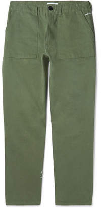 Pop Trading Company Phatique Farm Cotton Trousers