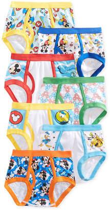 Disney Disney's Mickey Mouse 7-Pk. Cotton Briefs, Toddler Boys