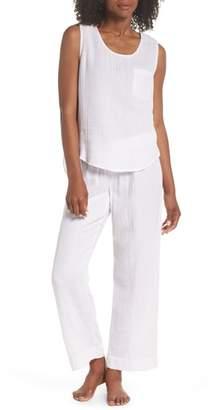 Papinelle Basic Stripe Pajamas