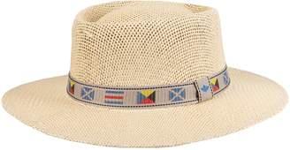 Dockers Men's Gambler Hat with Seasonal Flag Band