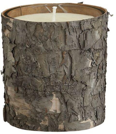 Birch Candlepot