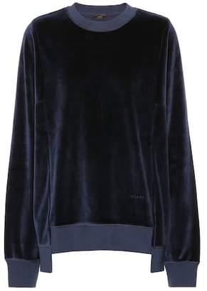 Joseph Velour sweatshirt