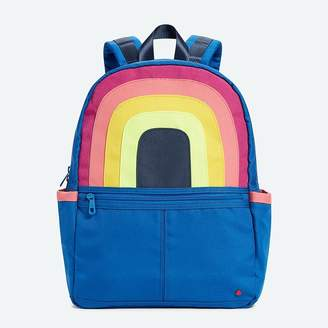 State Bags Kane Backpack Colour Block Rainbow