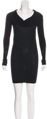 Diane von Furstenberg Mini Sweater Dress