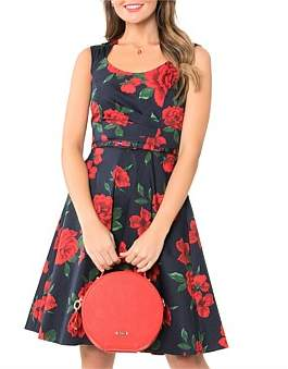Review Kissed By A Rose Prom Dress