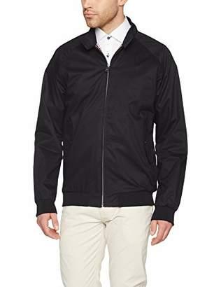 Ben Sherman Men's Core Harrington Jacket, (Jet B31 290)
