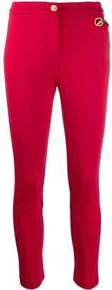 Class Roberto Cavalli slim-fit trousers