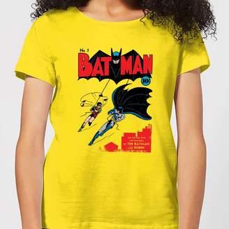 Batman Issue Number One Women's T-Shirt