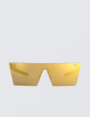 RetroSuperFuture Super By Tuttolente W Gold Sunglasses