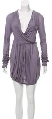 Bottega Veneta Knit Long Sleeve Dress w/ Tags Knit Long Sleeve Dress w/ Tags